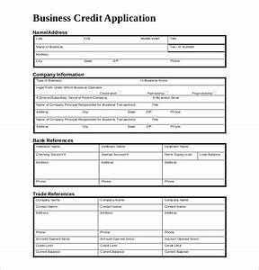 credit application template 32 examples in pdf word With consumer credit application form template