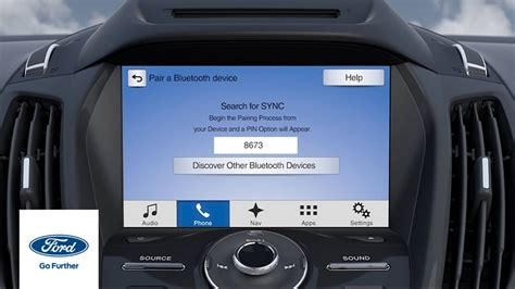 ford sync 3 kartenupdate f7 sync 3 phone pairing sync 3 how to ford