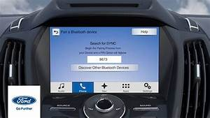 Ford Sync 3 : sync 3 phone pairing sync 3 how to ford youtube ~ Medecine-chirurgie-esthetiques.com Avis de Voitures