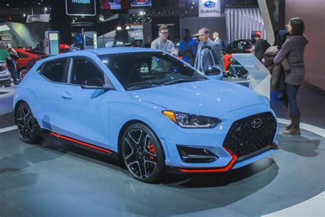 2019 Hyundai Veloster by 2019 Hyundai Veloster N Price Specs Interior