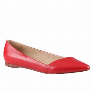 Aldo Dobrus Ballerina Shoes in Red   Lyst