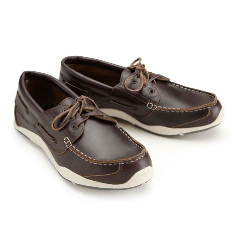 Brown Deck Shoes by Henri Lloyd Annapolis Leather Deck Shoes 2015 Brown Pull