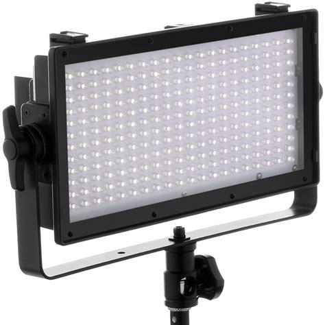best led lights for photography genaray spectroled essential 240 bi color led light sp e 240b