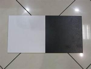 Resine Sol Blanc Brillant : carrelage sol 60x60 simply noir mat ou blanc mat cicogres ~ Premium-room.com Idées de Décoration