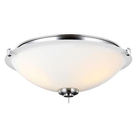monte carlo ceiling fan light kit monte carlo 3 light led ceiling fan light kit mc247bs