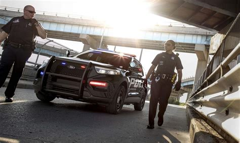 ford police interceptor revealed nikjmilescom