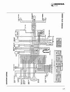 Wiring Diagram Honda Win