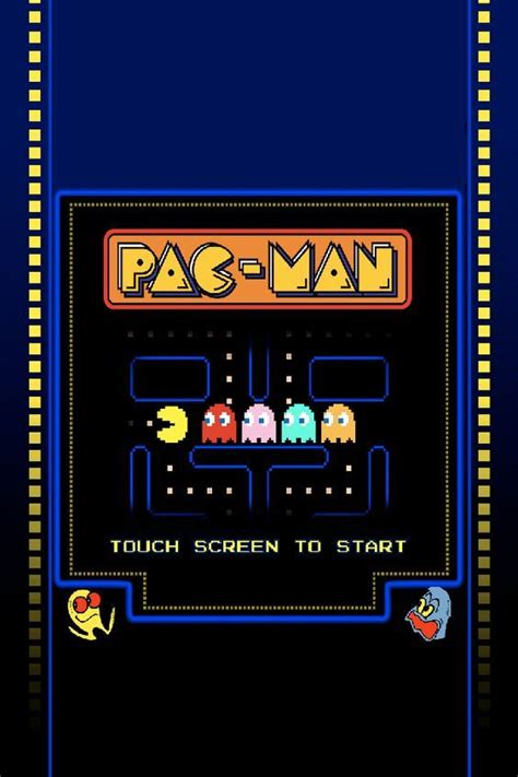 pacman images  pinterest iphone backgrounds