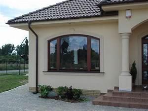Hausfassade gestalten mit styropor decormarket for Hausfassade gestalten ideen
