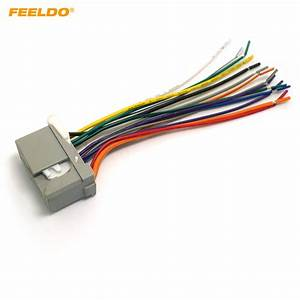 Car Audio Stereo Wiring Harness For Honda Accord  Crosstour