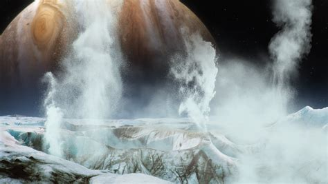 images on hubble directly images possible plumes on europa youtube