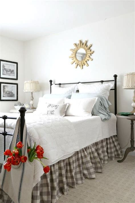 Bedroom Decor Blogs by The New Farmhouse Guestroom From My