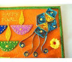 image result  handmade diwali  cards diwali