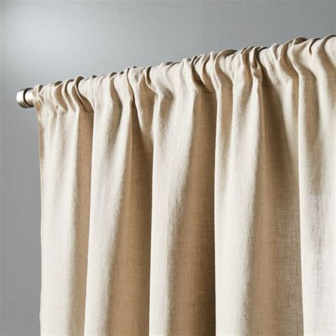 natural linen curtain panel   curtains reviews
