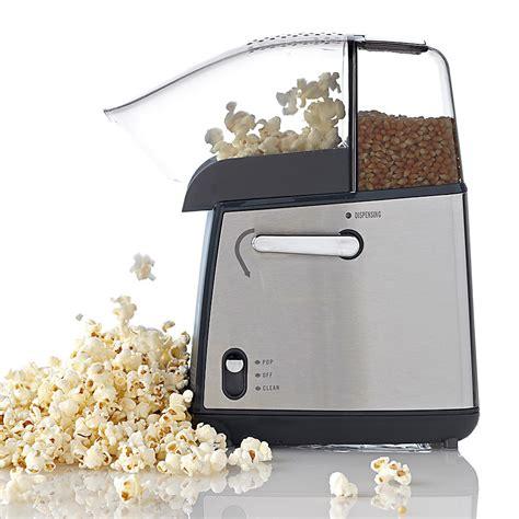 Popcorn On Demand   Hot Air Popcorn Popper   The Green Head