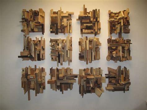 wood scrap collages jason lee starin wood wall art