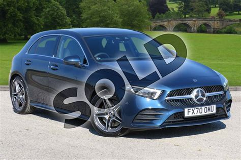 Exclusive reports and current films: Mercedes-Benz A Class A250 AMG Line Premium Plus 5dr Auto for sale at Mercedes-Benz of Boston ...