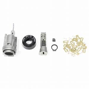 Oem Genuine Gm Ignition Lock Cylinder 12