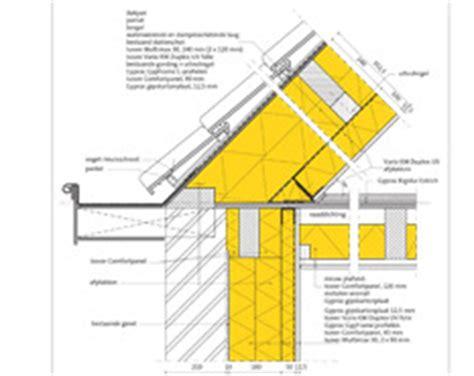 r waarde passiefhuis passiefhuis details renovatie hellend dak multi comfort