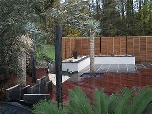 jerome cheron paysage paysagiste pallet With superior amenagement de jardin photos 12 creations exotique paysage