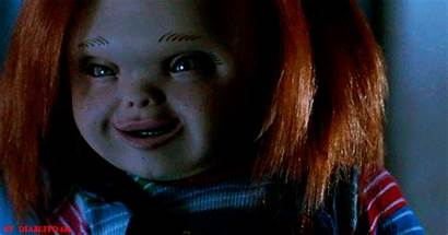Chucky Curse Gifs Tiffany Horror Human Form