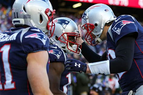 nfl playoff picture patriots  afcs  seed