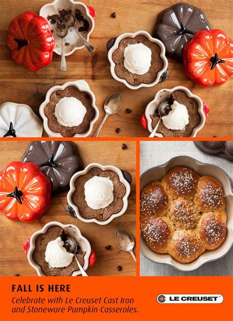 pumpkin iron cast le creuset dutch oven truffle quart flame longer cutleryandmore cook casserole