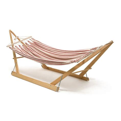 wooden hammock chair stand plans image mag
