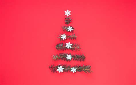Weihnachtsbaum Aus Tannenzweigen by Weihnachtsbaum Aus Tannenzweigen Gemacht Der