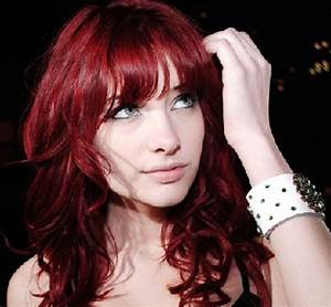 Daring Red Hair Color Ideas