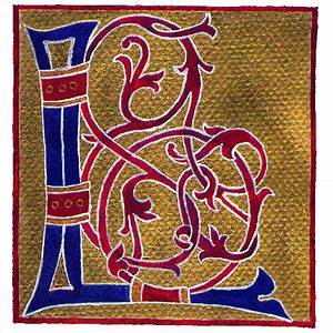 letter l illuminated illuminated letters and manuscripts With lighted letter l