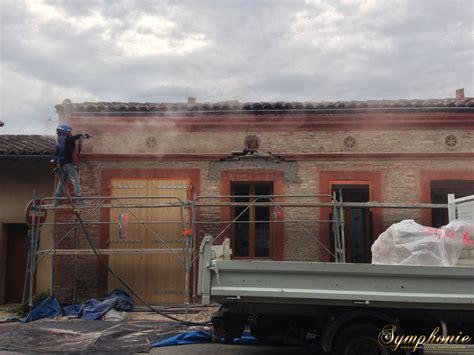 restauration brique foraine symphonie tous corps d