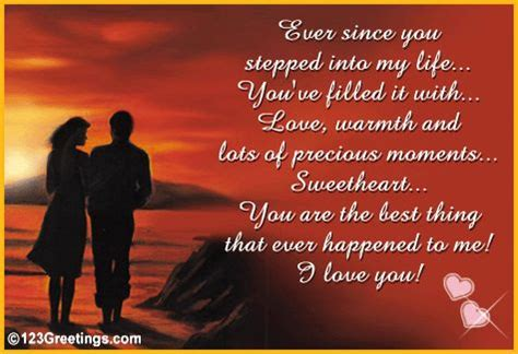 love  fiance poems   stepped   life  poems ecards