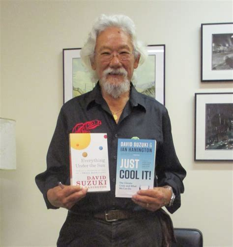 David Suzuki Books by David Suzuki To Nb Youth Stand Up Demand Change Vote