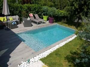 Decoration De Piscine : les 25 meilleures id es de la cat gorie margelle piscine ~ Zukunftsfamilie.com Idées de Décoration