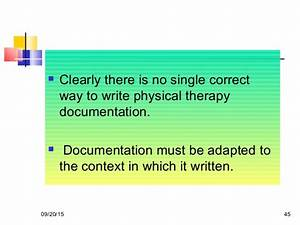 introduction to sci 2 3 With occupational therapy documentation apps