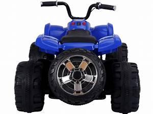 Mini Moto Atv 24v Blue