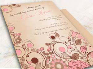 shabby chic bridal shower invitation by poofyprints etsy With wedding invitations hialeah