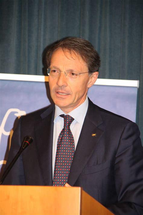 Direttore Generale Banco Di Napoli Francesco Guido Associazione Per L Agricoltura