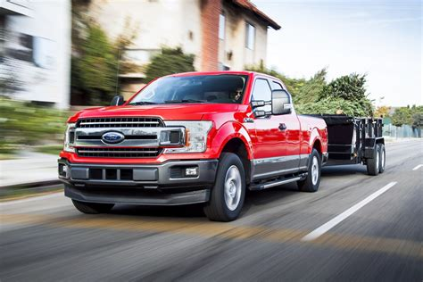 2018 Ford F-150 Diesel Gets Best-in-class Torque And