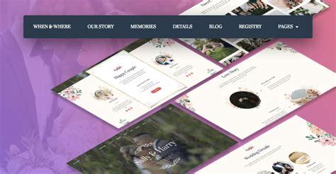 beautiful joomla template  wedding websites