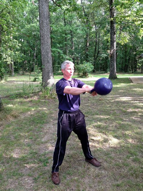 kettlebell mark kettlebells fitness swing without