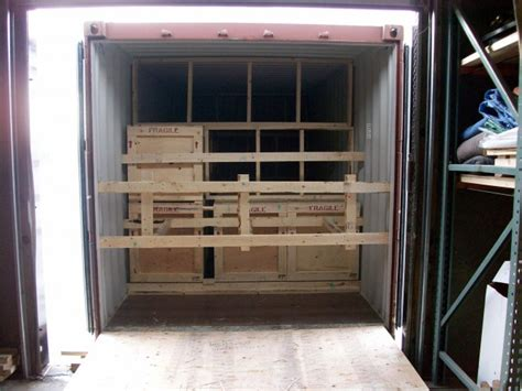 container loading paradise packaging calgary