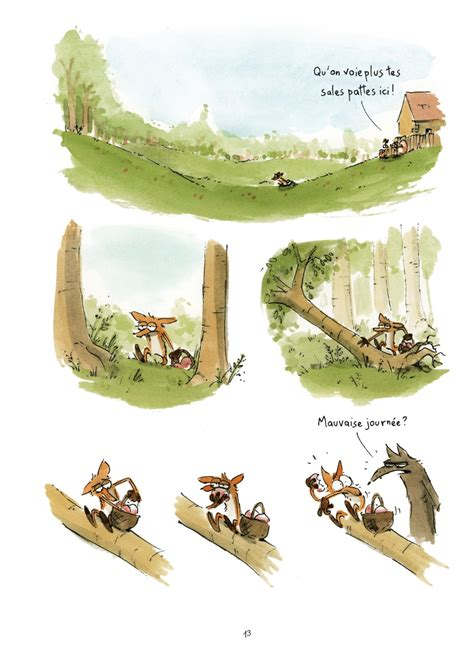 imports french imports le grand mechant renard