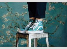 Vans x Van Gogh your favourite trainers have had an