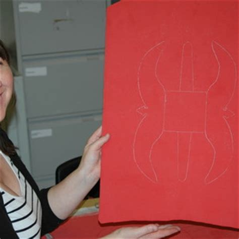 Make Your Own Roman Shield  Young Archaeologists' Club