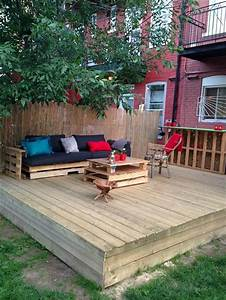 Best 25+ Wood patio ideas on Pinterest Outdoor sectional