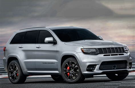 2018 Jeep Grand Cherokee Review And Concept  2018 2019
