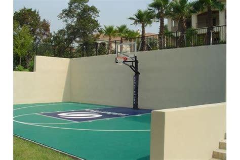 images  basketball court  pinterest volleyball street hockey   yard