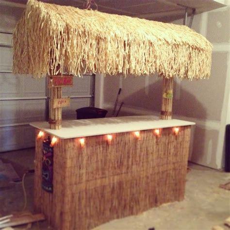 Joes Tiki Hut by Tiki Bar Diy Facade Ideas C Tiki